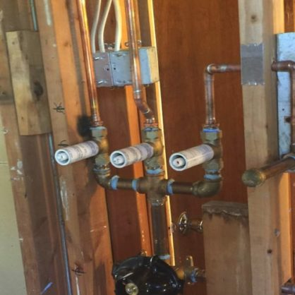 Should you replace water pipes during a remodel ?- We're here to help you.