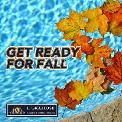 Fall is here ...
