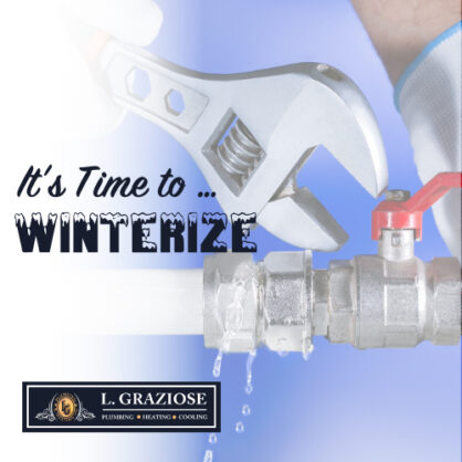 Time to WINTERIZE!